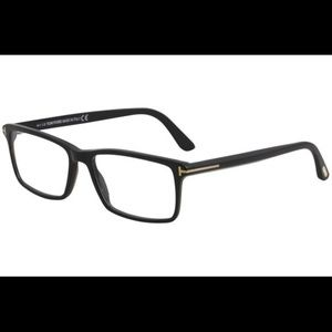 Tom Ford TF5408 001  Black Eyeglasses 56mm